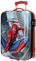 Spiderman trolley ABS 55cm 2W