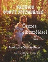 Francis Scott Fitzgerald összes elbeszélései II. kötet Fordította Ortutay Péter