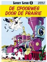 Lucky Luke: 009 Spoorweg door de Prairie
