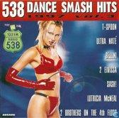 538 Dance Smash Hits 1997 vol. 3