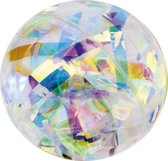 Moses Lichtgevende Stuiterbal Met Glitter 5,5 Cm