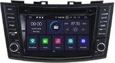Android 9 navigatie Suzuki swift dvd carkit usb touchscreen dab+ 64GB