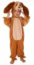 Pluche honden kostuum kinderen 128