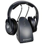 Sennheiser Rs 118-8 TV - On-ear koptelefoon met zendstation - Zwart