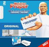 Mr. Proper Wonderspons - Extra Krachtig - 2 stuks