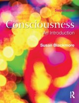 Boek cover Consciousness van Susan Blackmore