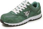 Dunlop Shoes Flying Arrow Groene Lage Veiligheidssneakers S3 Uniseks 36