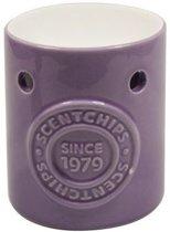 Scentchips brander met logo design paars
