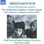 Shostakovich: The Girlfriends