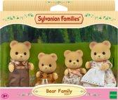 Sylvanian Families 5059 Familie Beer - Speelfigurenset
