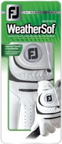 Footjoy Weathersoft Dames Golfhandschoen Links Large