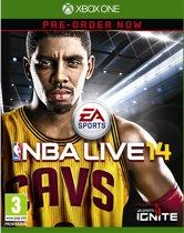 NBA Live 14 - UK Import
