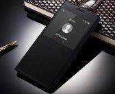 View Case Hoesje voor Huawei P8 Lite – Zwart