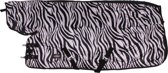Epplejeck Vliegendeken  Zebra Full Neck - Zebra - 205 Cm