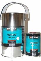 Mammoet Coatings - Master Troton V2007 HS Acrylic Grondlak Set 4+1L Wit