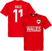Wales Bale 11 Team T-Shirt - S