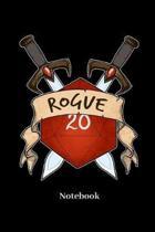 Rogue Notebook