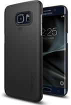 Spigen Thin Fit for Galaxy S7 Edge black