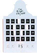 Adventskalender klein - Light of the world
