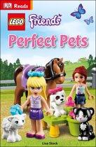 Boek cover LEGO® Friends Perfect Pets van Lisa Stock (Onbekend)