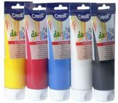 Creall plakkaatverf 5x250ml in tube