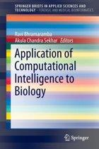 Application of Computational Intelligence to Biology