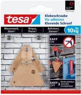 Tesa klevende schroef voor baksteen en steen