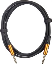 Dual Shielded Cable [S/S] 3m (Black)