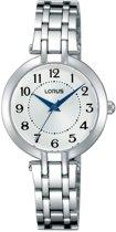 Lorus RG291KX9 horloge dames - zilver - edelstaal