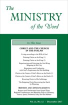 The Ministry of the Word, Vol. 21, No. 12
