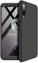 Teleplus Samsung Galaxy A7 2018 360 Full Protection Hard Cover Case Black