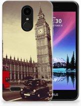 LG K4 (2017) TPU Hoesje Design Londen