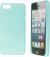 iPhone 5 Hoesje - Special Edition Hard Case Turquoise