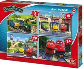 Chuggington 4in1 Puzzle