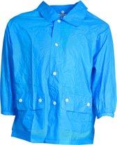 Piove Regenjas Junior Blauw Maat Xl