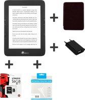 Icarus Illumina E-reader Full Options bundel 16GB