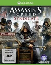 Ubisoft Assassin's Creed Syndicate Special Edition, Xbox One Basic + Add-on Xbox One Duits, Frans, Italiaans video-game