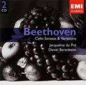 Beethoven: Cello Sonatas & Var