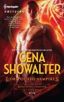 Omslag van 'Lord of the Vampires'