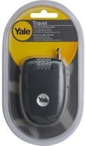 Yale YR1/64/3450/1 cijferslot met intrekbare kabel