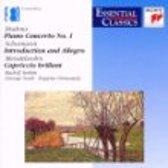 Brahms: Piano Concerto No. 1, Schumann: Introduction and Allegro, Mendelssohn: Capriccio brillant