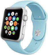 watchbands-shop.nl bandje - Apple Watch Series 1/2/3/4 (42&44mm) - Blauw
