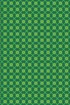 St. Patrick's Day Pattern - Green Luck 16