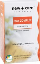 New Care Vitamine B100 Complex - 60 Tabletten - Vitamine