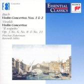 Bach: Violin Concertos No. 1 & No. 2, Vivaldi: Violin Concertos Op.3 No 6, No 8 & No 11