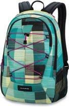 Dakine Backpack - Unisex - blauw/geel/zwart