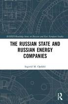 The Russian State and Russian Energy Companies, 1992-2018