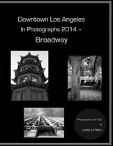 Downtown Los Angeles in Photographs 2014 - Broadway