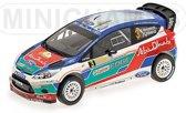 Ford Fiesta RS WRC #3 Presentation Abu Dhabi 2011 1:18 Minichamps Limited 1002 pcs.