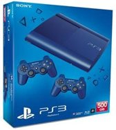 Sony PlayStation 3 500GB Blauw